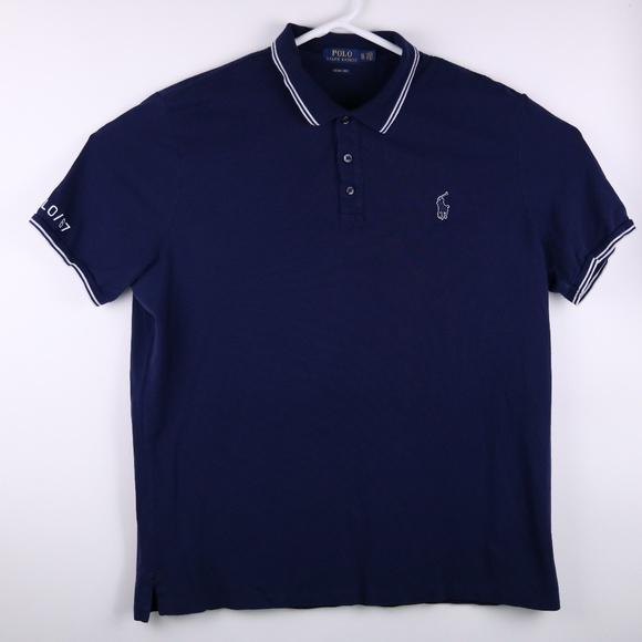 4e205234 Polo Ralph Lauren Shirt Size XL Blue 67 Classic. M_5c69e27d12cd4ae6118bef58